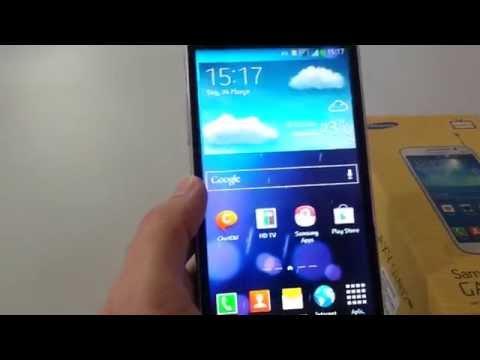 Samsung Galaxy Grand 2 Duos TV SM - G7102T - Hands On  e especificações- PT-BR - Brasil