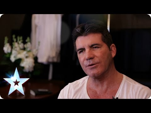 Simon Cowell on bromance and British talent | Britain's Got Talent 2013
