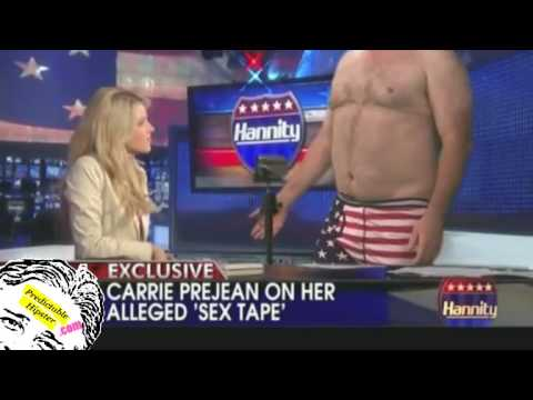Carrie Prejean Sextape with Sean Hannity