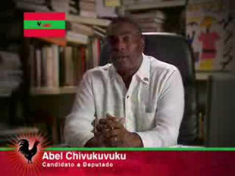 Angola Campanha eleitoral 2008.flv
