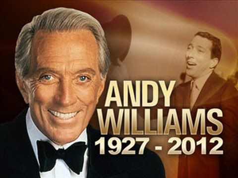 Andy Williams BBC Radio Life Story 30 Minute Interview London England