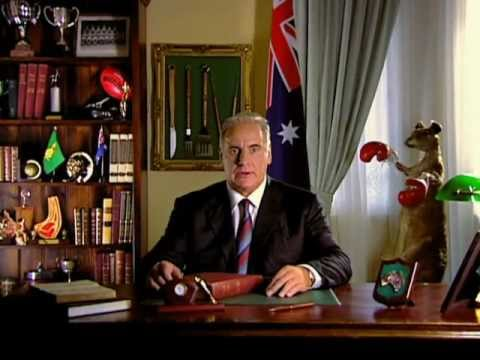 Sam Kekovich We love our Lamb- Australia Day 2006