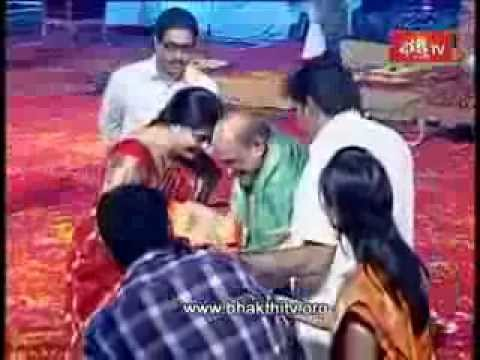 Koti Deepothsavam 4 Nov 13 - Part 8 - Bhakthi TV
