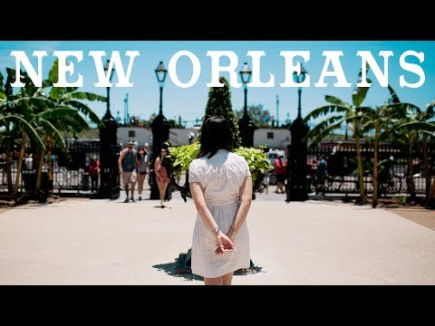 48 Hours In New Orleans Travel Vlog Guide 2017