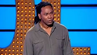 Reginald D Hunter on Britain - Live at the Apollo - BBC