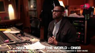 R.Kelly 2face Idibia  ONE8   Hands Across the World Official Music Video
