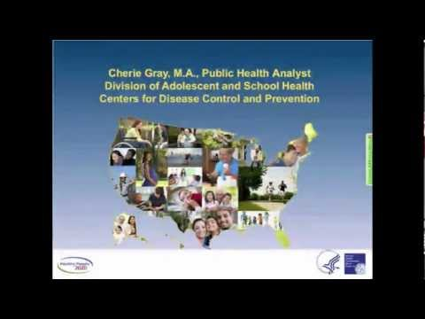 Healthy People 2020 Spotlight: Adolescent Health (Part 1 of 13)