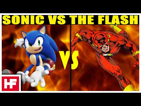 flash vs sonic - photo #15