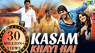 Kasam Khayi Hai (Ra Ra Krishnayya)   New Hindi Dubbed Movie   Sundeep Kishan, Regina Cassandra