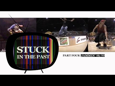 RED TELEPHONE PRESENTS - STUCK IN THE PAST - PART 4 / JAMMIN' 98 - 99