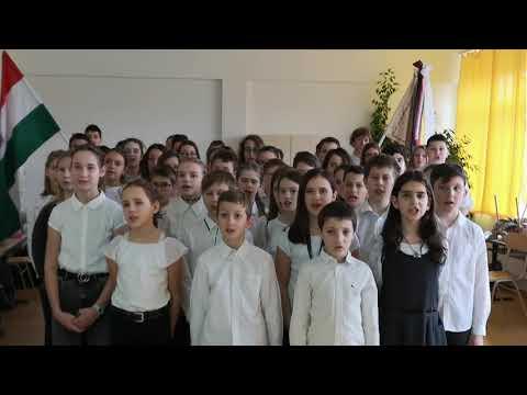 2020 - Együtt Szaval a Bocskai  -  Himnusz - Bocskai István Általános Iskola - Páty