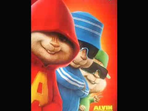 Alvin And The Chipmunks Singing Apple Bottom Jeans video