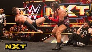 Finn Bálor & Samoa Joe vs. Kevin Owens & Rhyno: WWE NXT, July 1, 2015