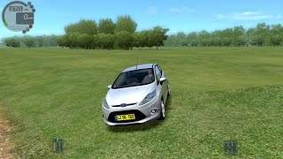 City Car Driving | 1.4.1 | Ford Fiesta
