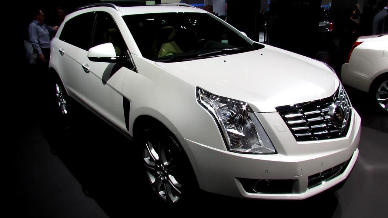 2013 Cadillac Srx >> 2014 Cadillac SRX-4 - Exterior and Interior Wolkaround - 2013 Frankfurt Motor Show - YouTube