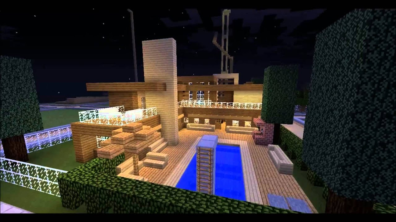 Curso arquitectura minecraft trailer youtube for Curso arquitectura software