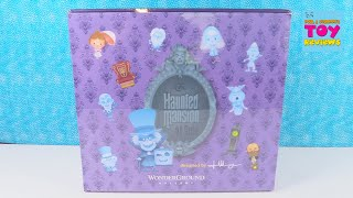 The Haunted Mansion Of Cute Disney WonderGround Gallery Art Figures Unboxing | PSToyReviews