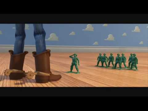 обзор Toy Story 3:The Video game от OnePoint [PC]