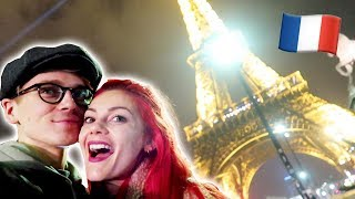 24 HOURS IN PARIS!