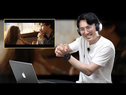 "Reaction orang korea dengar lagu indonesia ""Virgoun - Surat Cinta Untuk Starla""| Lelaki Korea LELKO"