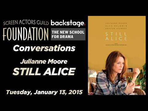 Conversations with Julianne Moore of STILL ALICE