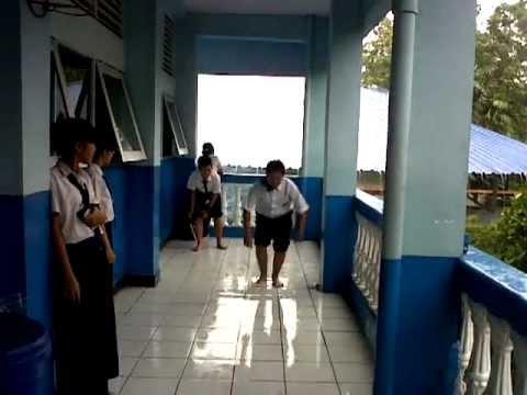 ulah anak SMP 12 jakarta