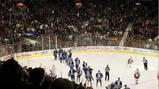 Hockey Vancouver Canucks - Calgary Flames.wmv