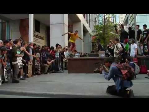 Go Skateboarding Day - Toronto