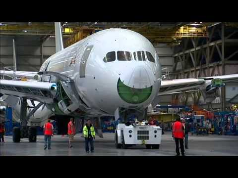 Aerospace 2013: Commercial Aviation