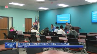 Onslow County touts energy assistance program amid decline in applicants