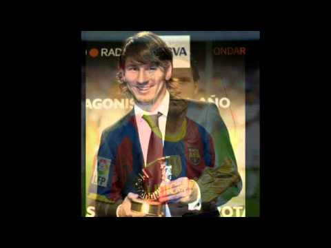 Lionel Messi Photo Slideshow video