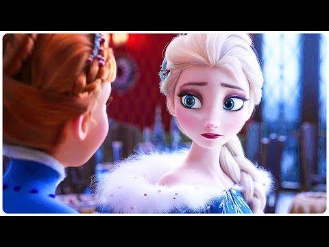 Olaf's Frozen Adventure Trailer (2017) Disney Pixar Animated Movie HD
