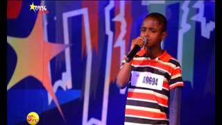 Balageru Idol: Mezmur Ayalew Final on Balageru Idol Final | March 28, 2015