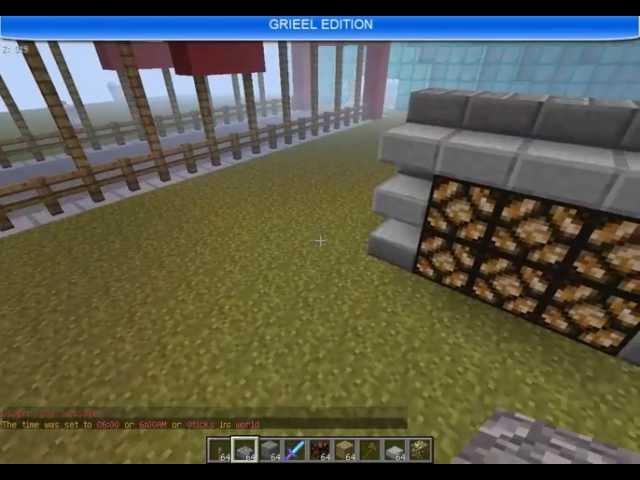 Minecraft tutorial : Admin Príkazy SK