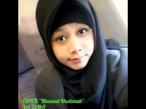 Opick-Khusnul Khotimah(cover).Isma