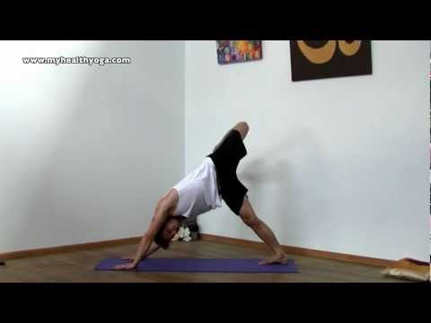 Yoga For Surfers - Tom Barton / Level 2 Teacher My Health Yoga