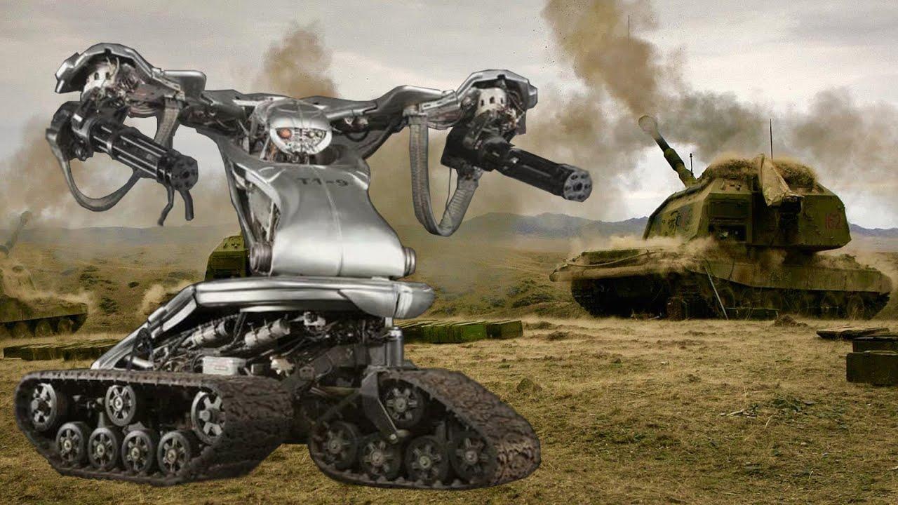Killer Robots Army Killer Robots