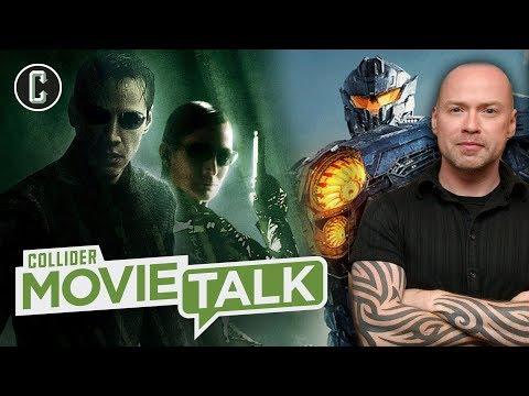 Matrix Reboot Updates; Pacific Rim Uprising's Steven DeKnight Guests - Movie Talk