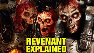 DOOM: ORIGINS - WHAT IS THE REVENANT? DOOM LORE AND HISTORY EXPLORED