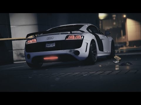 GTA 5 - Audi R8 GT Car Mod Showcase (Review and Installation Guide)