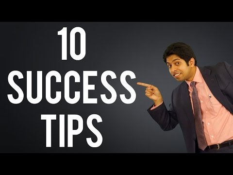 10 Success Tips In Hindi (motivational) video