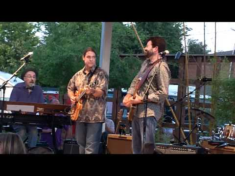 Tab Benoit, Johnny Sansone & Cyril Neville Rockin the Rails in Covington Louisiana May 18, 2011 Music Videos