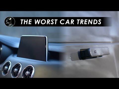 Viewers Choose Worst Trends in Modern Cars and Trucks | PT2
