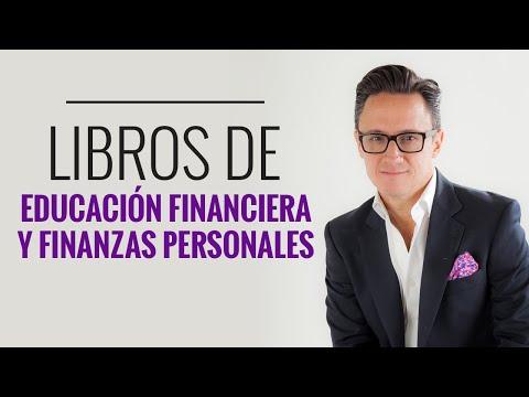Los mejores libros de Educación Financiera y Finanzas Personales