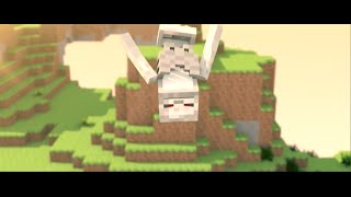 Monster School: Cliff Diving - Minecraft Animation