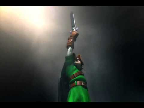 "Top Ten ""The Legend Of Zelda"" Commercials"