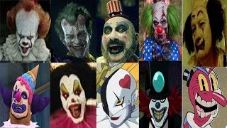 Defeats of villains 222 (clowns) part 2