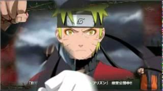 Naruto Shippuden: The Blood Prision .- Otakebi .- Yusuke