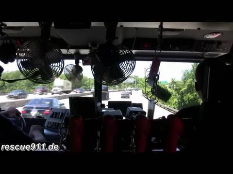 Engine 809 BVFD/PGFD Video
