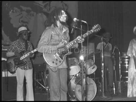 Bob Marley&The Wailers Live - Nice Time (Rare Performance), OH, 1975